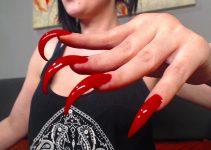 Long Nails Mistress Live Webcam