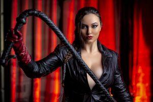 Leather Mistress Webcam